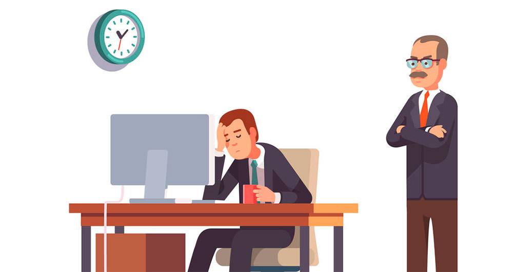 How to teach employees to monitor the working hours